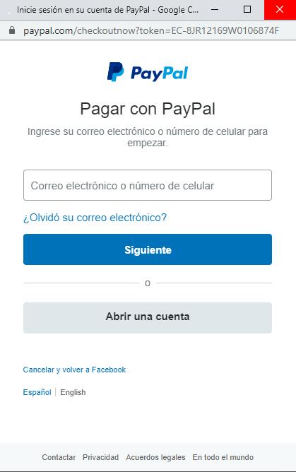 Cómo agregar métodos de pago en la cuenta publicitaria de Facebook 6